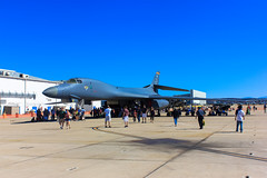 B-1B Lancer (Niall McCormick) Tags: show air airshow bone rockwell miramar lancer 2012 b1b
