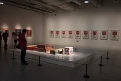 Andy Warhol - 15 Minutes Eternal (Shanghai) (2) (evan.chakroff) Tags: china art shanghai exhibit andywarhol warhol evanchakroff chakroff 15minuteseternal powerstationofart