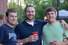9795 (Marbeck53) Tags: portrait people men adam smiling kyle greg faces bokeh posing males persons humans redcups