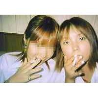 安倍麻美喫煙画像1