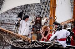 Hi Jack (alun.disley@ntlworld.com) Tags: show water festival boats pirates exhibit demonstration mersey albertdock merseyside nikond5100 3peaker