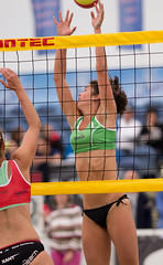 P8095012 (roel.ubels) Tags: beach sport tour beachvolleyball knokke belgian volleyball volleybal beachvolley beachvolleybal knokkeheist 2013 kwalificatie