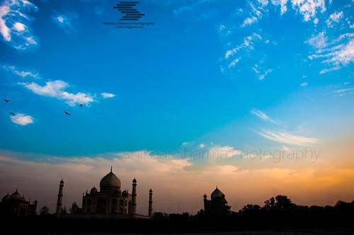 Taj, Agra