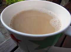Coffee anyone???? (MWBee) Tags: coffee stars warrington nikon cheshire mug stocktonheath mwbee coolpixs9300