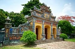 Hu Imperial City (Mark Turner) Tags: asia citadel vietnam hue imperialcity