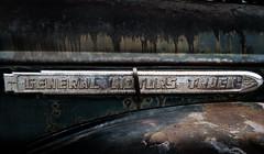 Badge (hutchphotography2020) Tags: truck emblem logo nikon rust explore chrome badge weathered gmc hutchphotography2020