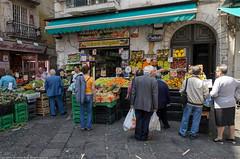 012-Italy-Naples (Napoli) (Octav Bobe) Tags: city travel italy vegetables napoli naples