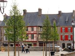 Trguier [Bretagne],  capital of the province of Trgor. (RW-V) Tags: france frankreich bretagne frankrijk trguier 5000views 2500views 6000views 7000views 8000views 3500views 5500views 7500views 6500views dwwg canonpowershotg12