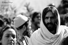 Passion 5 (OldStyleSte) Tags: bw canon flickr chiesa sicily cristo fotografia sicilia pasqua marsala processione settimanasanta ges crocifissione sacroeprofano