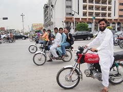 Intersection in Rawalpindi!