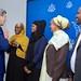 Secretary Kerry Meets Four Representatives of Somali Civil Society in Mogadishu