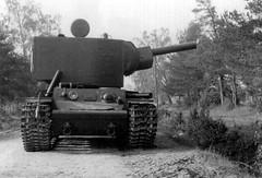 KV-2 (Bro Pancerna) Tags: tank soviet heavy kv2