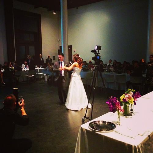 #beautifulwedding #weddingnyc #wedding #brooklyn #firstdance