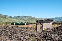 Sicilia... (Paolo Brocchetti) Tags: italia rail treno sicilia maggio ferrovia 2015 fce randazzo paolobrocchetti