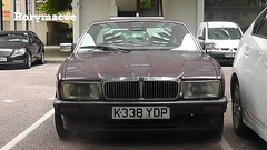 1992 Jaguar XJ40 (Rorymacve Part II) Tags: auto road bus heritage cars sports car truck automobile estate transport historic motor jaguar saloon compact roadster xj40 motorvehicle jaguarxj40