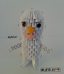 Plue Fairy Tail Origami 3d (Samuel Sfa87) Tags: anime japan paper lucy 3d origami arte crafts tail cartoon gray craft fairy sfa block artisan papercraft gilda natsu plue cartone cartoni fairytail spirito stellare arteempapel blockfolding origami3d sfaorigami sfa87 arteconlacarta