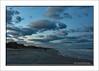 Atlantic Beach. (prendergasttony) Tags: elements beach clouds blue vacation holiday atlantic sky people sand sea waves foam surf weather horizon nikon d7200 storm florida america usa states jacksonville wind night dusk ocean shore dunes tide