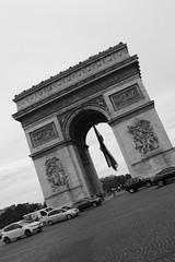 Paris (Bob Bain1) Tags: kleber paris iconic travel france arcdetriomphe canoneos