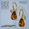 OR-tinti-Gocce-di-Milele (gabrielesala) Tags: anello ring anelli rings gioiello jewel txtjewels silver argento text gioielli unique unico pendente pendant pendants orechini earrings diamond diamante diamanti stone pietre gemme gems gem luigisalagioielli luigisalagioiellimilano gabrielesalajewels gabrielesalagioielli theartofgabrielesala pendenti