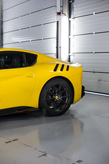 TDF (Will Foster Photo) Tags: ferrari f12 tdf cars car supercars automotive photography silverstone circuit fast engine loud yellow will foster instagram canon 6d passion track day