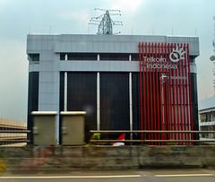 Telkom Jakarta Timur (BxHxTxCx (more stuff, open the album)) Tags: jakarta building gedung office kantor architecture arsitektur
