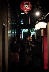 Potocho Alley (stvjackson) Tags: nikon2470mmf28 pontocho pontochoalley japan kyoto night nightphotography nikkor2470mmf28 nikon nikond700 streetphotography travel urban