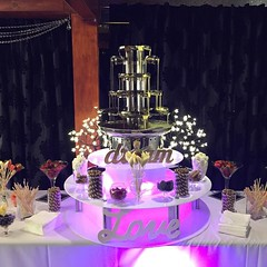 Angel Chocolate Falls on Instagram (angelchocolatefalls) Tags: chocolate fountain hire double brisbane gold coast sunshine toowoomba fondue fountains
