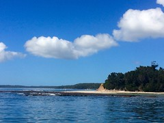 Passing the reef (petes_travels) Tags: reef jervis bay new south wales australia