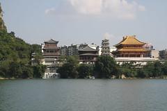 Confucian Temple/ 3637 (Petr Novk ()) Tags: confuciantemple  architecture building  river water     city  china na  guangxi  liuzhou  asia asie