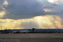 PR-IOD Rio Linhas Aereas (Thiago Pereira Machado) Tags: boeing b727 727 rio brasilia bsb aviacaobsb afternoon priod