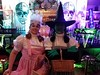 Witches of OZ dressed up for Halloween 2016 (Halloween in Oz) Tags: seanbrown wickedwitchofthewest halloween2016 salem ma hawthornehotelcostumeball sevendeadlysins glinda oz halloweeninoz haunted happeings 2016 salemhauntedhappenings2016