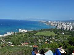(Mitchell Lafrance) Tags: 2016 vacation travel holiday hawaii oahu diamondhead