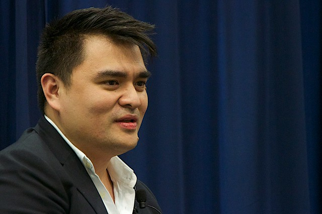 Jose Antonio Vargas at DML 2016