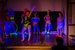 Presentacion Final 01 (Casi Fe!) Tags: burlesque nen burlesquenen boudoir sexy chilena ellaeschilena curso canto actuacin teatro