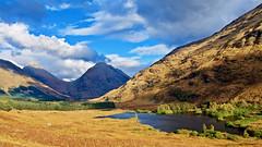 Lochan in Glen Etive (billmac_sco) Tags: scotland glen etive lochan landscape scenic