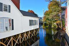 Camden Canal (keyphan06) Tags: newengland fall 2016 maine camden streetscenes
