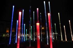 Piazzale Marconi, la rotonda luminosa (8) (Comune di Reggio Nell'Emilia) Tags: piazzale marconi rotonda reggioemilia inaugurazione