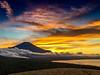 October Fuji sunsets (shinichiro*@OSAKA) Tags: 南都留郡 山梨県 日本 jp 20161009img5334 2016 crazyshin appleiphone6plus iphone fuji lakeyamanaka 富士 山中湖 雨上がりの夕方 yamanashi japan 夕景