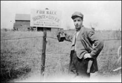 Corner of Yonge-Eglinton Ave., North East side - 1900s (Howard258) Tags: vintage torontoontario 1900s nostalgia