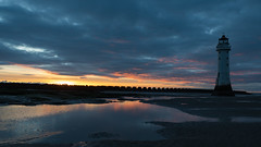 Day's End.... (PRA Images) Tags: newbrighton wirral merseyside coast sunset
