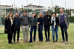 Oxfam - Sfido la fame 2016 (SportWide Group) Tags: winner alt oxfam italia charity celebrity marketing comunicazione sport sportivo campione atletica volley calcio trigoria florenzi fiona may masrangelo balivo sportwide barbara ricci