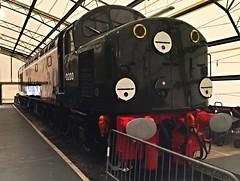 NRM York (Geats) Tags: york nationalrailwaymuseum trains class40 whistler d200
