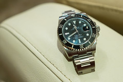 _DSC1145 (Xfour00) Tags: sony sonyfe28mmf2 submariner cyclops rolex a7r2 steel watch