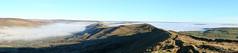 great ridge (Sam Turner) Tags: greatridge edale castleton fog peakdistrict derbyshire uk 2016 eos70d panorama