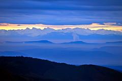 Swiss Alps in early morning sunrise (G. Lang) Tags: deutschland germany schwarzwald blackforest blauen badenwrttemberg alpenpanorama sonyalpha7ii allemagne fortnoire sonyilce7m2 hochblauen alpinepanorama panoramadesalpes schweizeralpen alpessuisses swissalps