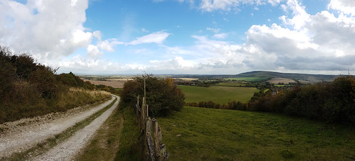 South Downs near Alfriston