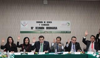 Comisión de Ciencia y Tecnología 30/nov/16