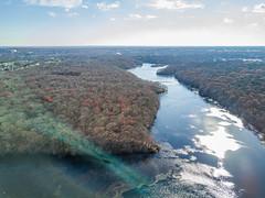 DJI Mavic Pro x Smithtown (J.Feinberg Photography) Tags: smithtown newyork unitedstates drone quadcopter longisland river