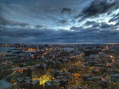 Early (dpakisgood) Tags: urbanplanning williamsburg downtown sunrise sunset brooklyn newyorkcity clouds architecture horizon googlepixel eastriver