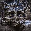 Revolution 9 (Ignacio M. Jiménez) Tags: macromondays beatlesbeetles diablo demonio devil demon piedra stone detalle toledo castillalamancha españa spain ignaciomjiménez